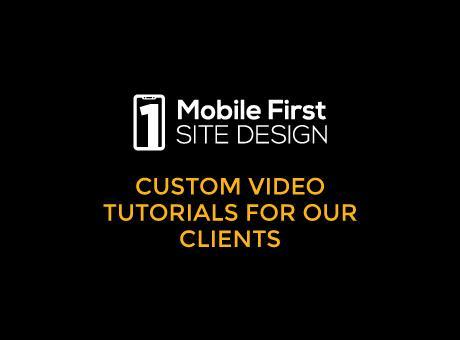 Video training